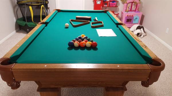 Pool Tables For Sale Listings In LansingSOLO Pool Table Movers - Pool table movers in my area