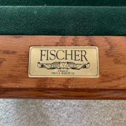 Like new Fisher Slate Pool Table
