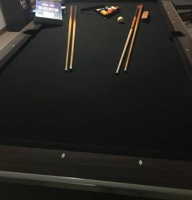 Great Condition Valley Pool Table