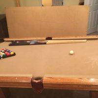 Pool Table Camel Brown Felt