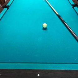 4x8, Pool Table