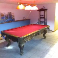 Pool Table obo