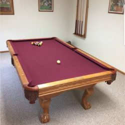 Request A Quote Here Pool Table Movers Solo In Lansing