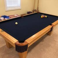 American Heritage Pool Table 7 Ft