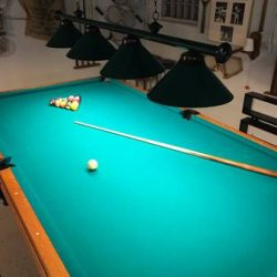 Pool Table Olhausen 9' x 5' Tournament Table
