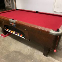 Pool Table By Valley
